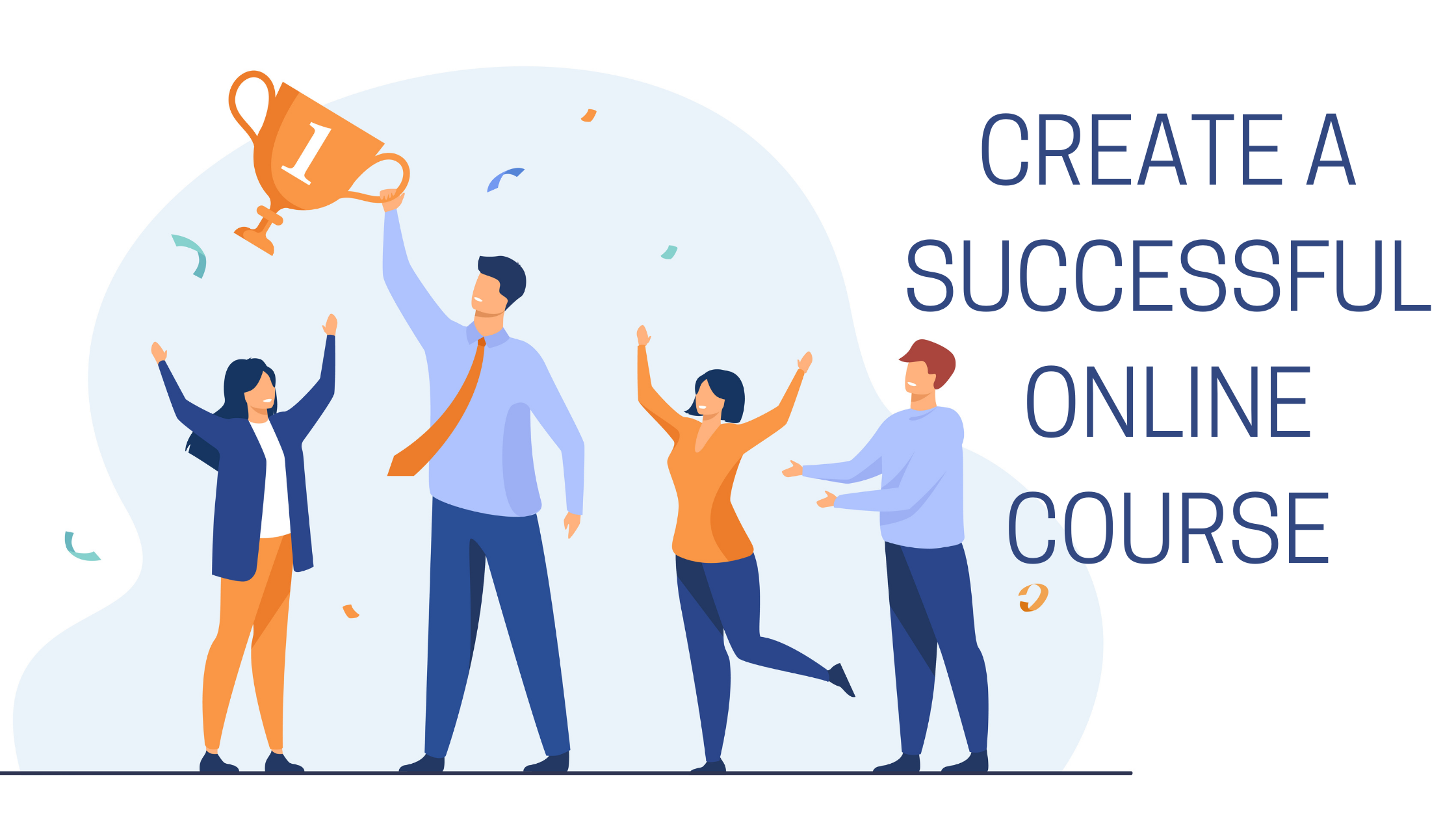 How to create a successful online course