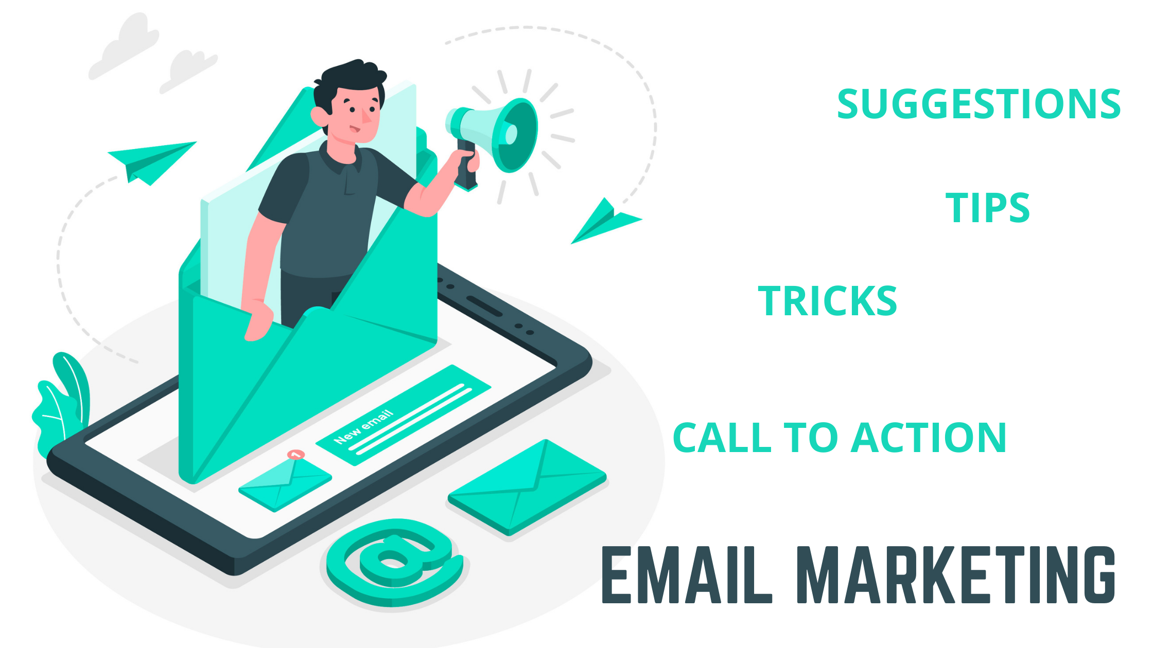 Email marketing strategy for online courses