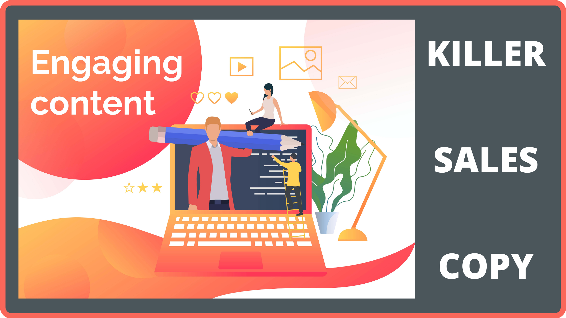 Creating a killer sales copy for your online courses