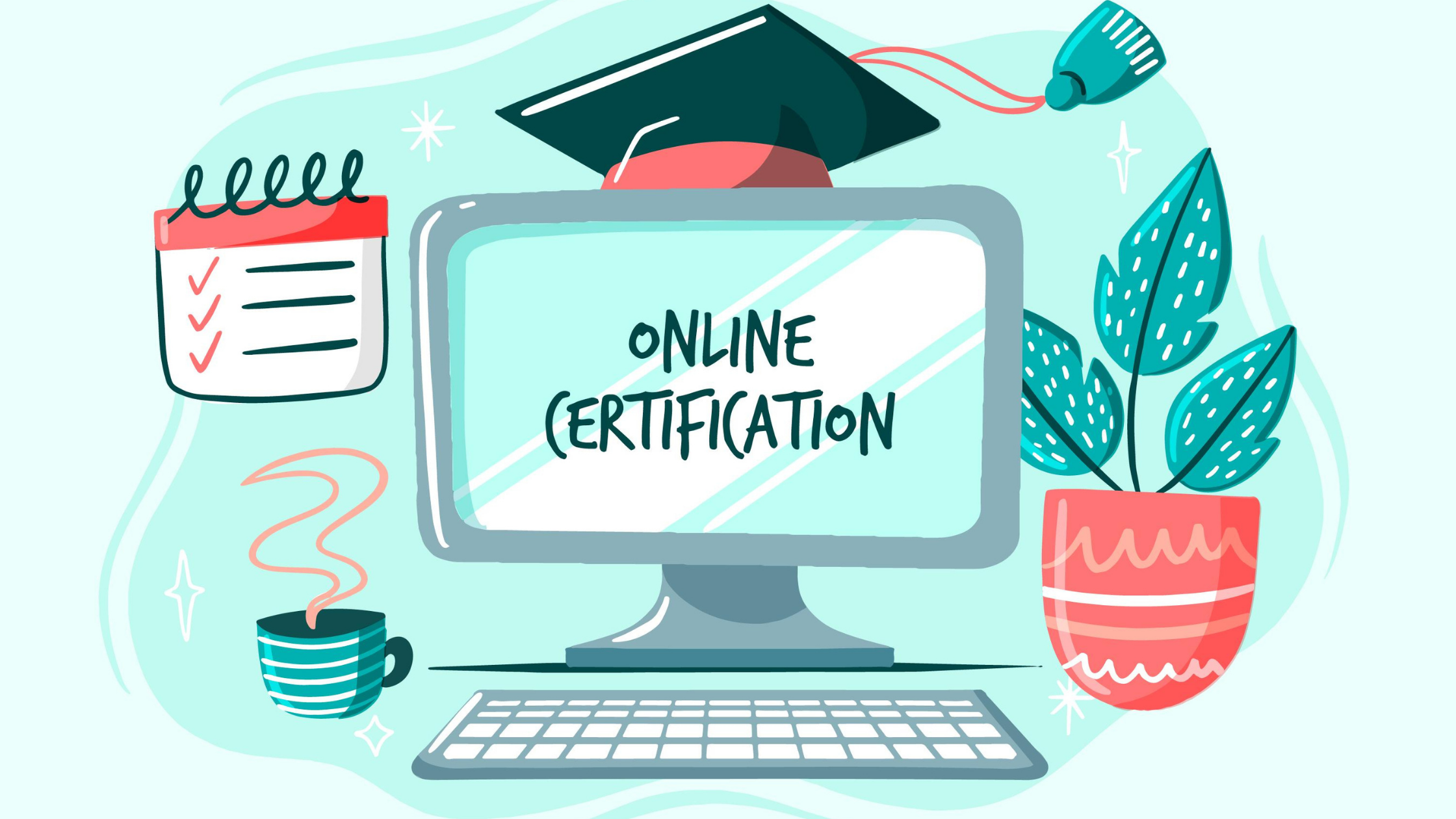 Why do you need eLearning certificates for your online courses