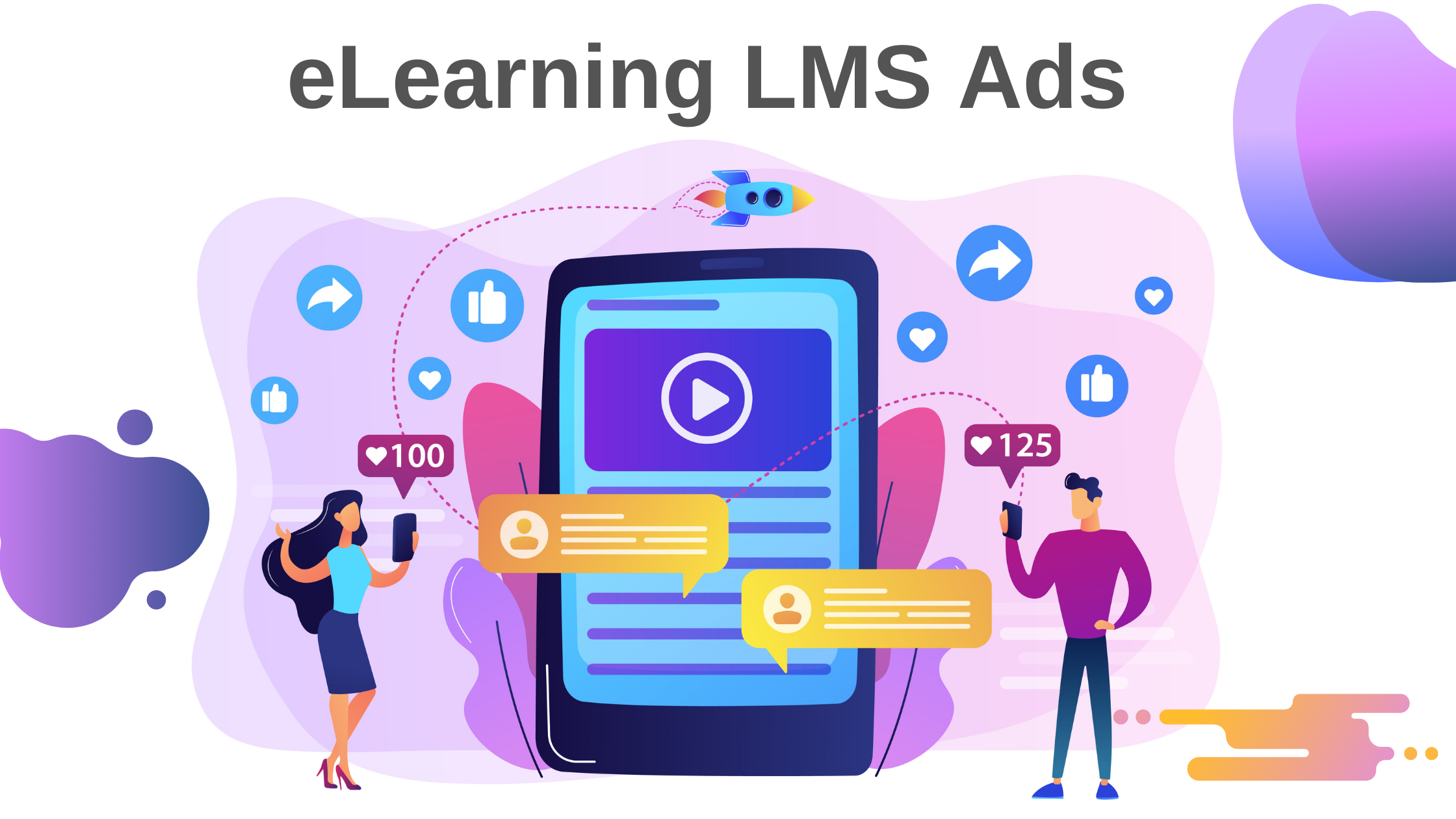 How to advertise your eLearning LMS course online