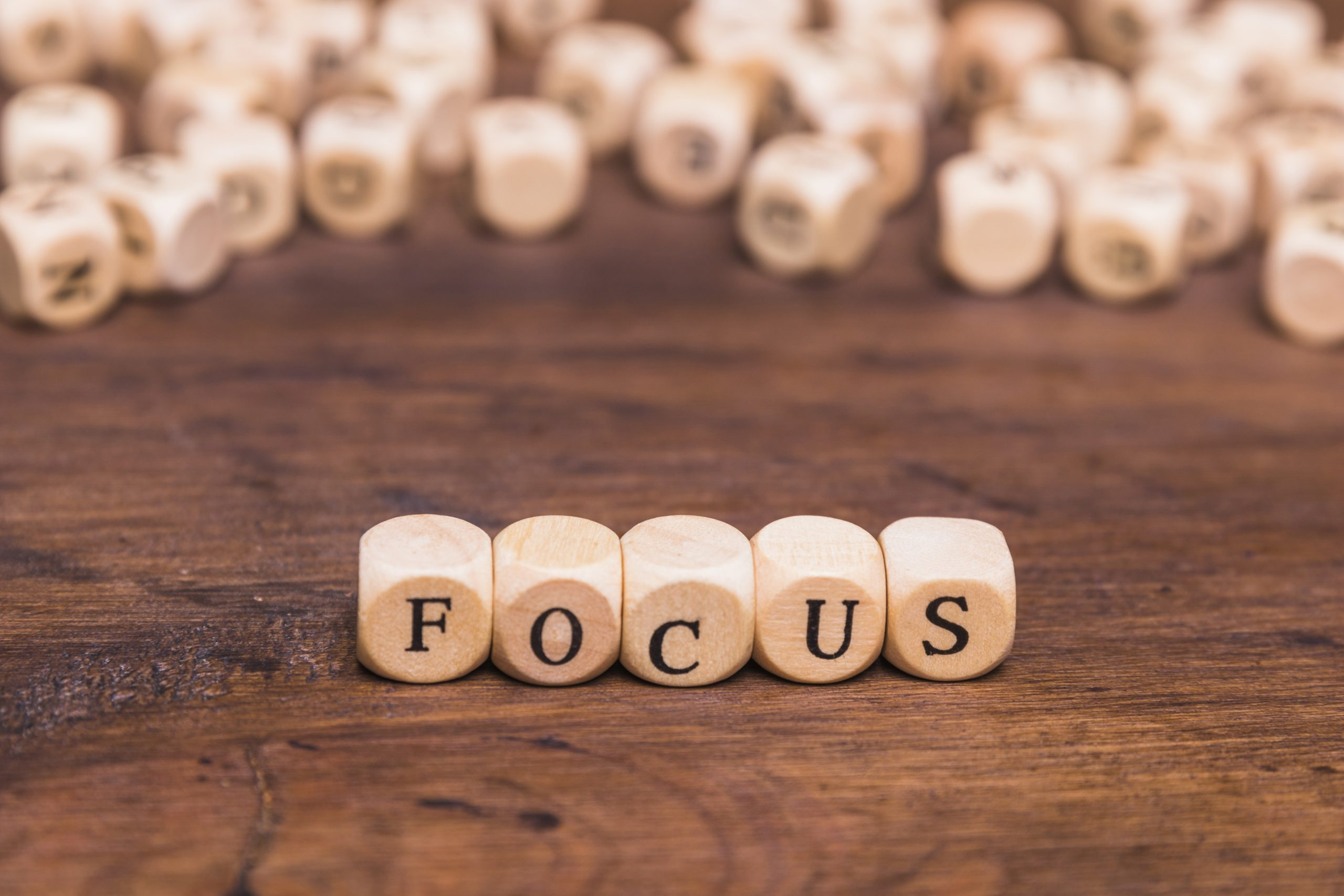 Focus on your niche audience