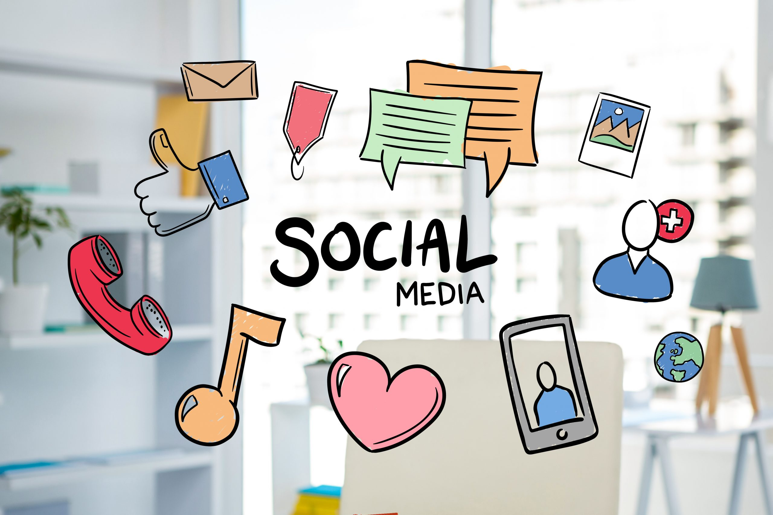How to promote courses on social media